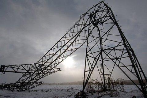 Майже два мільйони кримчан залишилися без світла