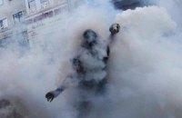 """Спецсредство против демонстрантов """"Шмель"""" оказалось не огнеметом"""