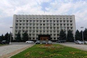 Внеочередная сессия Одесского облсовета отменена