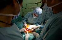 В Украине пересадили второе механическое сердце (обновлено)