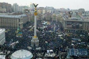 Послы Британии и США и глава МИД Швеции впечатлены митингом на Майдане