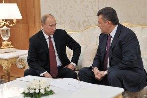 Президенты не обсуждали вопрос о присоединении Украины к ТС, - пресс-служба Путина