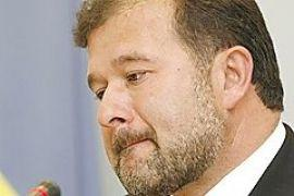 Балога намекает Ющенко, что попытку продать ОПЗ должна расследовать ГПУ и СБУ