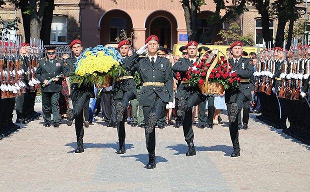 Командующий Нацгвардией: РФ— небрат для Украины