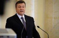 Янукович поручил правительству повысить пенсии