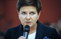 Премьер Польши увязала безопасность ЕС с суверенной и демократической Украиной
