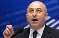 Голова МЗС Туреччини відвідає Україну