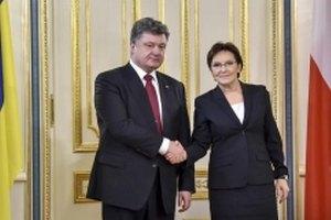 Польша даст Украине €100 млн (обновлено)