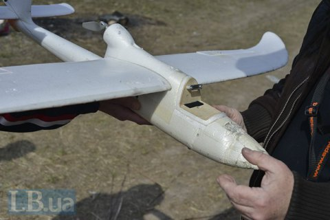 Военные сбили беспилотник в районе складов ВСУ