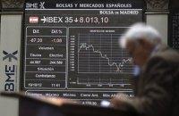 Нефть снова подешевела на Лондонской бирже