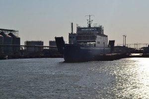 Украина арестовала незаконно заходившее в Крым судно Aliot
