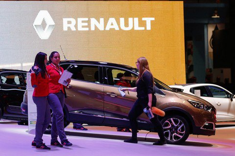 Во Франции прошли обыски в офисах Renault
