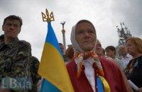 Порошенко, Кличко и Яценюка приглашают на Майдан в воскресенье