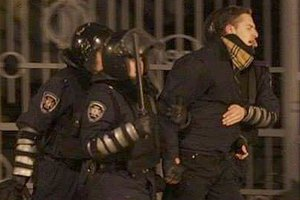 Вступил в силу закон об освобождении участников Евромайдана