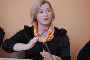 Власть выхолостит закон о выборах перед днем голосования, - Геращенко