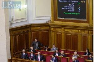 Парламент принял закон о предотвращении финансирования терроризма