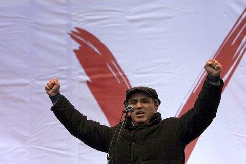 Каспаров одержал победу дело против Российской Федерации вЕСПЧ
