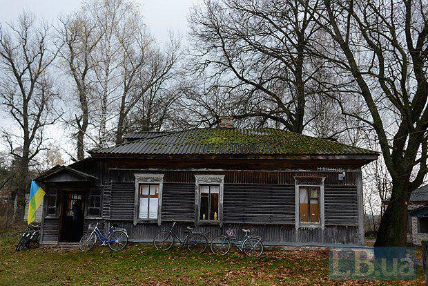 Избирательный участок в Черниговской области