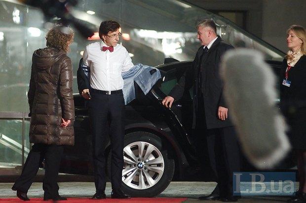 Премьер-министр Бельгии Элио Ди Рупо