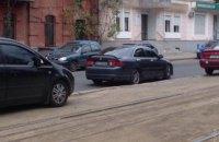В Одессе обстреляли съемочную группу телеканала (обновлено)