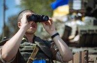 Боевики начали минометный обстрел блокпостов у Дебальцево