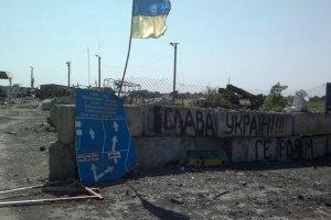 Боевики обстреляли санитарный автомобиль с ранеными бойцами АТО
