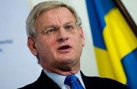 Карл Бильдт назвал правительство Яценюка лучшим в истории Украины
