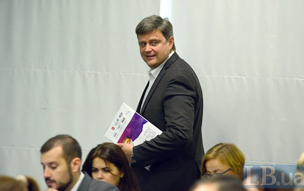 Депутат Киевского облсовета Александр Качный