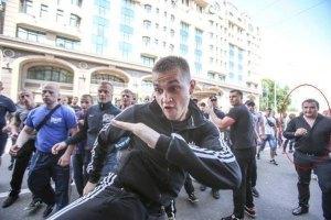 """Титушко посоветовал избитой журналистке научиться """"приемчиков"""""""