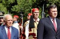 Афины. Государственный визит Виктора Януковича на родину демократии