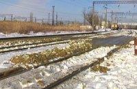 В Одессе пытались взорвать цистерны с нефтепродуктами