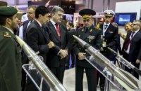 Украина договорилась с ОАЭ о поставках оружия (обновлено)