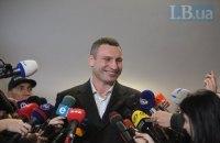 Кличко заявил, что возненавидел снег, с тех пор как стал мэром