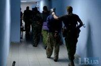 Из плена боевиков освобождены трое офицеров