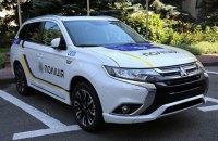 МВД начало закупку гибридных внедорожников за киотские деньги
