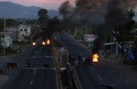 Шестеро человек убиты в ходе протестов из-за цен на бензин в Мексике
