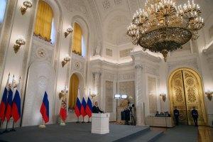 Кремль заявил, что Порошенко временно прекращает АТО из-за обстрела России