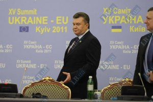 Янукович обвинил Энергетическое сообщество в нарушении прав Украины