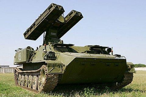УРосії пояснили, чому розмістили зенітні ракетні системи уСирії
