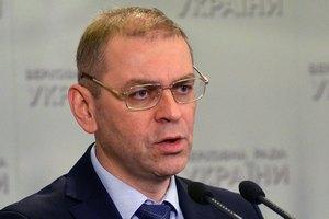 Пашинский: конфликт на Донбассе нельзя решить только переговорами