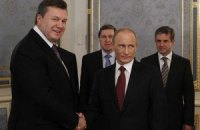 Янукович: победа Путина на выборах означает стабильность в Восточной Европе