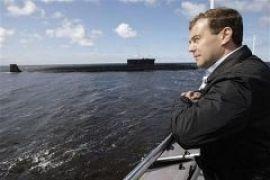 Медведев отпразднует день ЧФ России в Севастополе