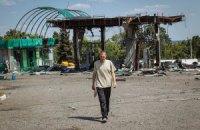 СНБО: террористы выселяют село Никишино под Дебальцево