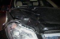 Пешеход погиб под колесами внедорожника на проспекте Глушкова в Киеве