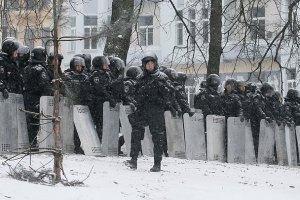 """Беркут"" задержал журналиста ""Эспрессо.TV"""