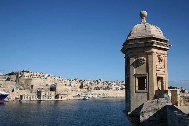 Бастіони на Мальті