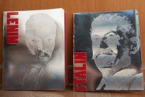 Киевские школьники будут писать конспекты в тетрадях с портретами Ленина и Сталина
