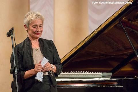 Померла колишня директор Гете-Інституту в Україні Віра Багальянц