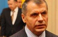 Крымский спикер продолжает готовиться к незаконному референдуму