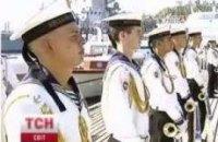 Янукович: Зарплата офицеров ВМС Украины вырастет вдвое